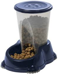 Moderna Smart Feeder - 3 Litre - Dark Blue