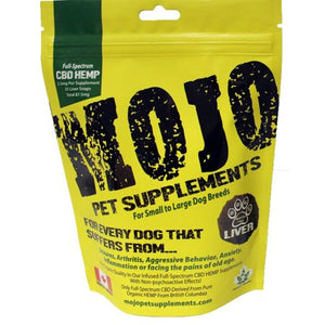 Mojo Pet Supplements Beef Liver 6.5 oz