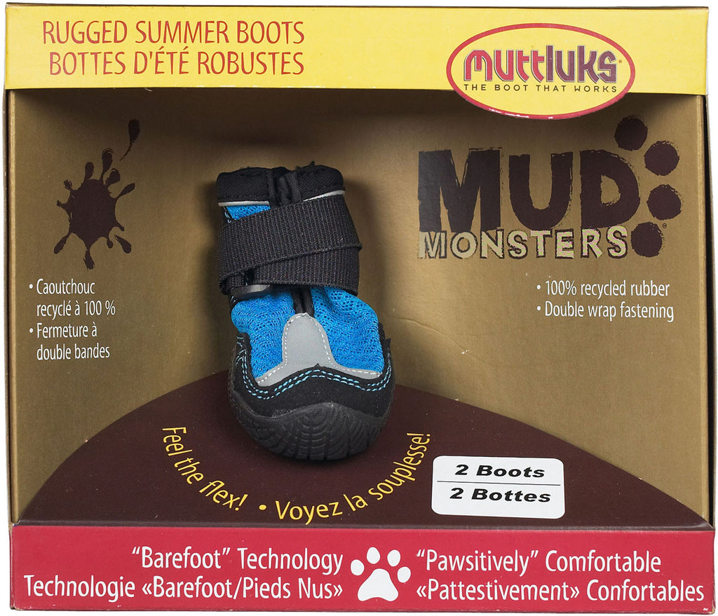 Muttluks Mud Monsters Dog Boots