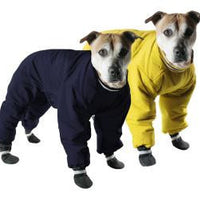 Muttluks Reversible Snowsuit Black/Yellow
