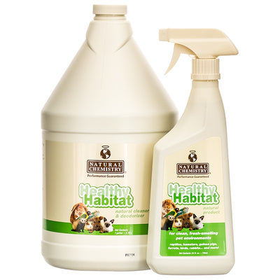 Natural Chemistry Healthy Habitat Deodorizing Spray