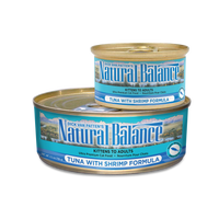 Natural Balance Kittens to Adults Tuna with Shrimp
