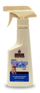 Natural Chemistry - Waterless Bath for Cats
