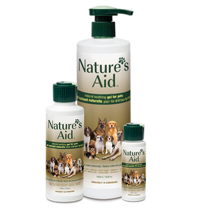 Nature's Aid Soothing Gel for Pets 4.23oz