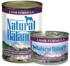 Natural Balance Lamb Formula Dog Food