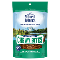 Natural Balance LID Chewy Bites Lamb