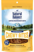 Natural Balance Chewy Bites  Duck SALE reg $8.99