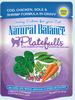 Natural Balance Platefulls Cod, Chicken, Sole & Shrimp
