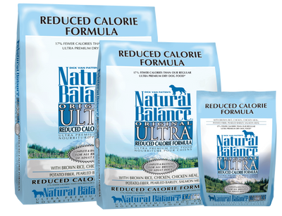 Natural Balance Original Ultra Reduced Calorie Formula