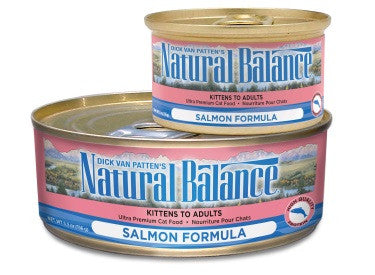Natural Balance Salmon Canned Cat Food