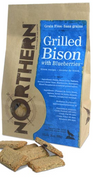 Northern Biscuit - Grilled Bison with Blueberries Dog Treats