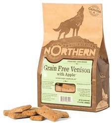 Northern Grain Free Venison with Apple Dog Biscuit