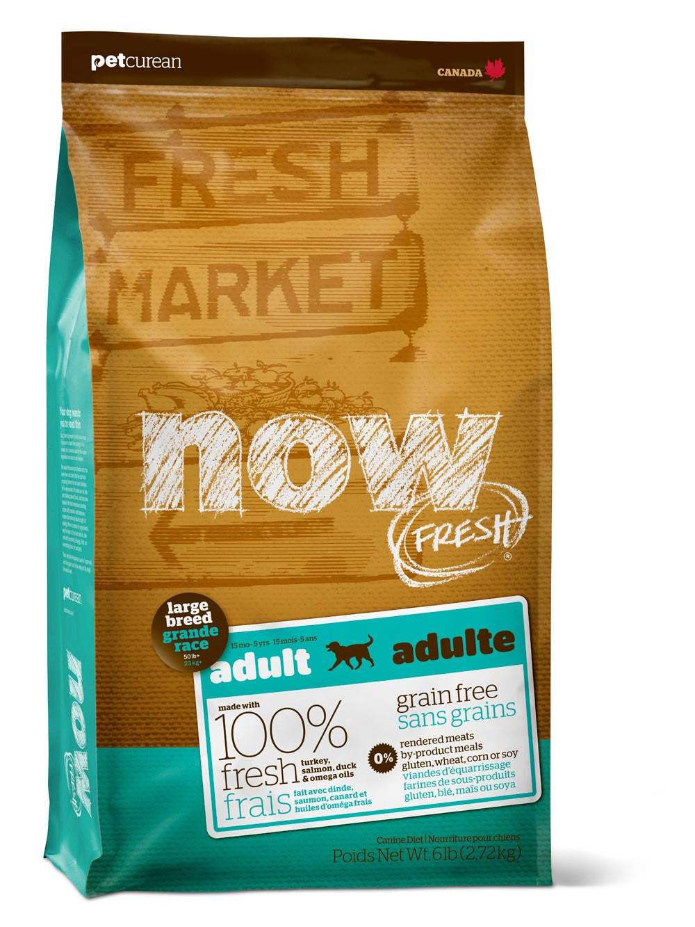 NOW FRESH - Grain Free - Large Breed Adult