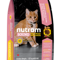 Nutram Kitten food