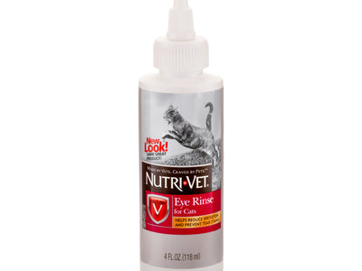 Nutri-Vet® Eye Rinse for Cats