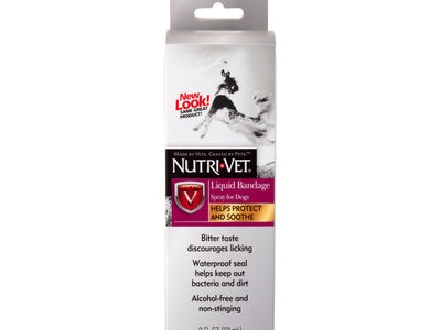 Nutri-Vet® Liquid Bandage Spray for Dogs
