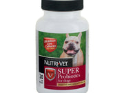 Nutri-Vet® Super Probiotics Chewables For Dogs