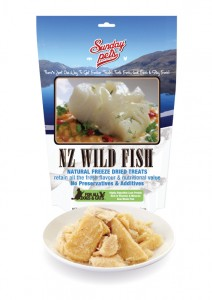 Sunday Pets NZ Wild Fish 50g