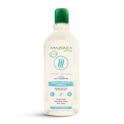 Amazonia Pet Care Odor Control Vegan Shampoo