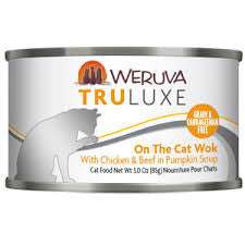 Weruva Truluxe On The Cat Wok Cat Food