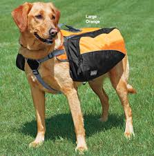 Outward Hound Backpack-medium-20lbs to 49lbs