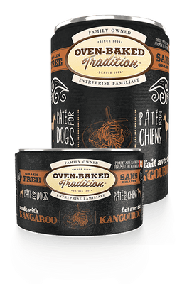 Oven-Baked Tradition Grain-Free Kangaroo Pate for Dogs