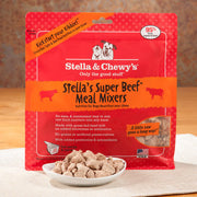 Stella & Chewy's - Meal Mixers - Stella's Super Beef