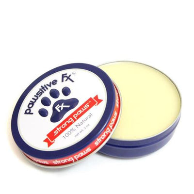 pawsitive fx strong paws dog boot cream