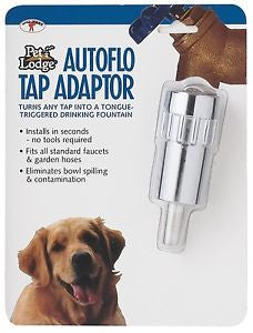 PET Lodge  Autoflo Tap Adaptor SALE