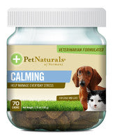 Pet Naturals Calming 70 Chews