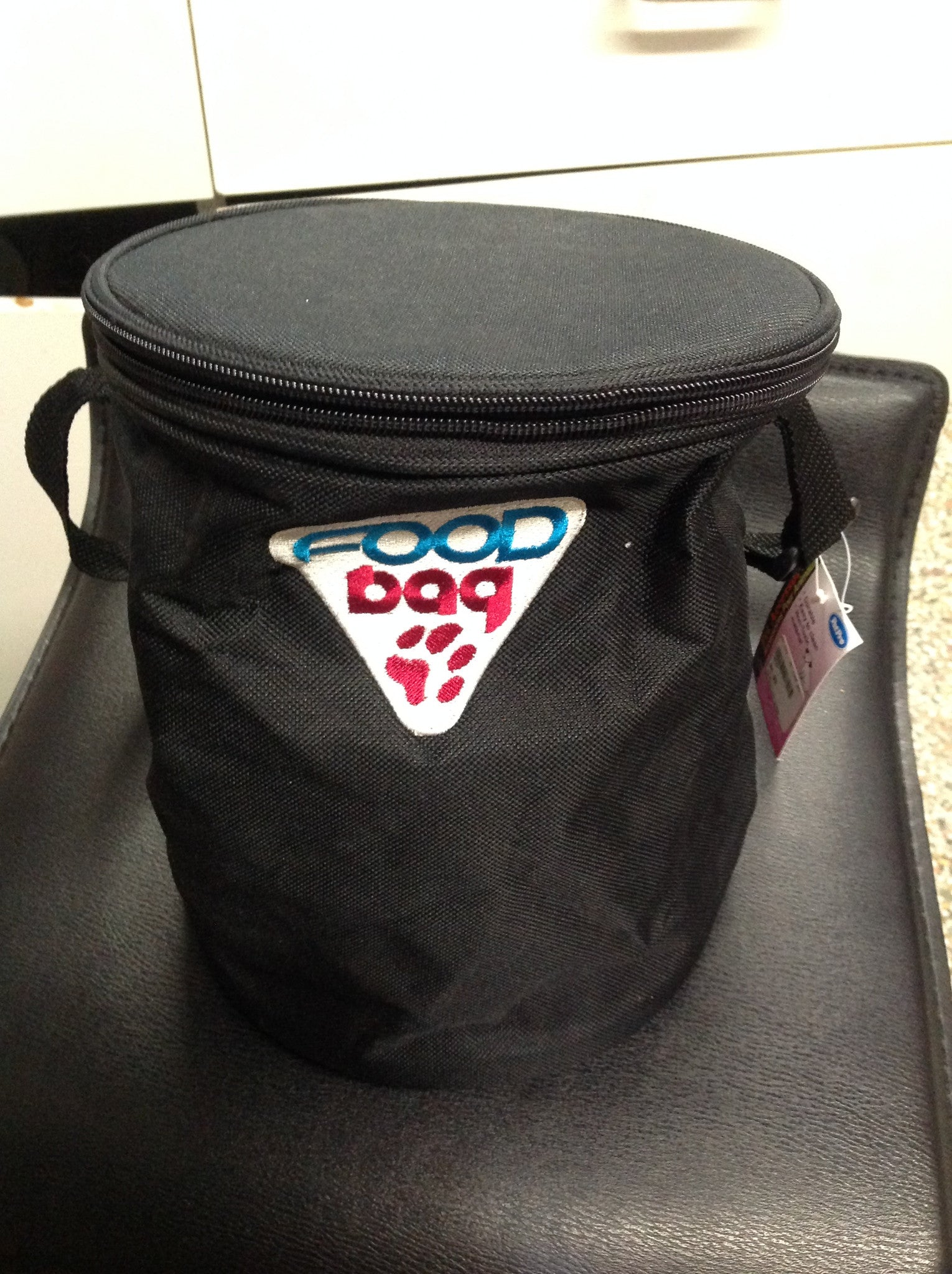 Soft Sided Food Storage Bag