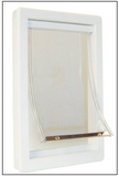 Perfect Pet - Plastic Pet Door Replacement Flap