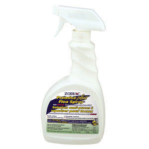 Zodiac Premise Plus Flea Spray 710ml