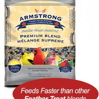 Armstrong - Feather Treats - Premium Bird Seed