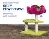 Prevue Pet Products Flower Power Cat Furniture