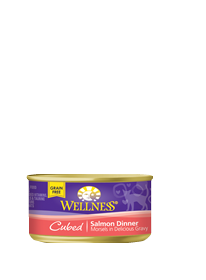 Wellness Cubed - Salmon