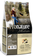 Pronature Holistic Senior Mature or Less Active Dog Oceanic White Fish and Wild Rice