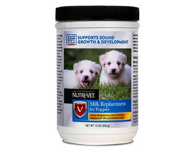 Nutri-Vet® Milk Replacement Powder for Puppies 2 oz