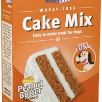 Puppy Cake  Cake Mix Peanut Butter