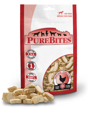 PureBites-Chicken Breast- 85g