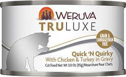 Weruva Truluxe Quick 'N Quirky Cat Food SALE