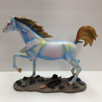 Horse Statue - Multi coloured