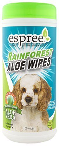 RAINFOREST ALOE WIPES