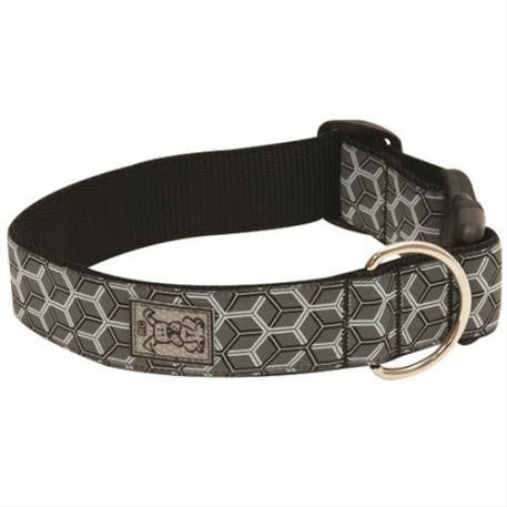 RC Dog Wide Clip Collar- Hexacomb