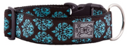 RC Pets Safety Clip Collar - Modern Damask XL