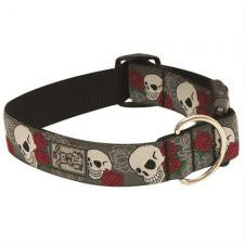 RC Pet - Wide Clip Collar - Roses are Red