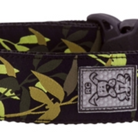 RC Dog Wide Clip Collar - Jungle Boogie
