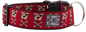 RC Dog Wide Collar - Pirate Pooch