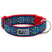 RC Pets Wide Clip Collar Folksy large