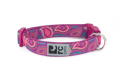 RC Pets Clip Collar Paisley small